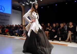 Фотогалерея: Одежда - их компас земной. Лучшие моменты Mercedes-Benz Kiev Fashion Days
