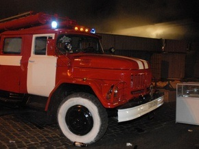 В Ивано-Франковске произошел пожар в областной больнице
