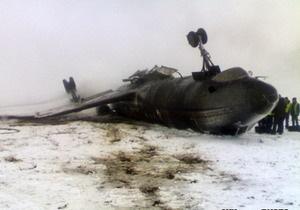 В Кыргызстане при посадке потерпел крушение Ту-134