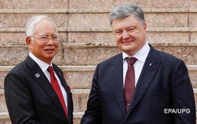 Украина и Малайзия упростят визовый режим