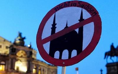 В Германии снизилось число атак на мечети и мусульман