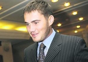 Сын Януковича прокомментировал назначение Арбузова главой Нацбанка