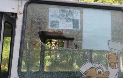 ВХмельницком обстреляли троллейбус