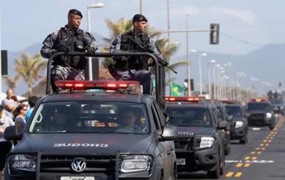 В Рио застрелен грабитель, напавший на вице-консула России