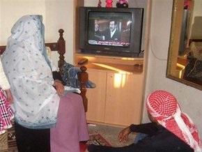 Телеканал, посвященный Саддаму Хусейну, внезапно исчез из эфира