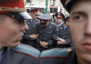 Численность московской милиции сократится на 12%