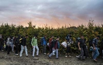 Более 200 мигрантов пытались незаконно пересечь итальянскую границу