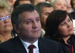 Дело: Аваков назвал фантазиями заявление Добкина о 55-процентной поддержке ПР в Харьковской области