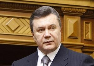 Янукович поручил разработать систему противодействия киберпреступности