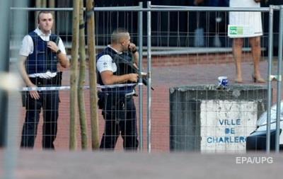 В Бельгии застрелен напавший на полицейских с мачете