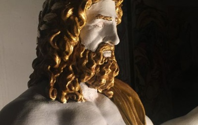 Утраченную статую Зевса напечатали на 3D-принтере
