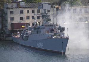 В этом году на ремонт кораблей ВМС Украины получено в 10 раз больше денег, чем в прошлом
