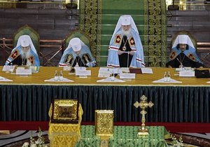 Синод РПЦ в Киево-Печерской Лавре предложил сделать день крещения Руси выходным