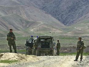 В Афганистане погибли два британских солдата