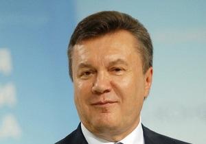 Янукович не знает о случаях давления на украинские СМИ
