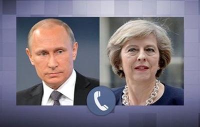 На встречу к Путину прилетит премьер-министр Великобритании