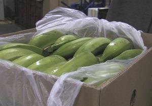 В Бельгии в супермаркеты случайно попали бананы с кокаином