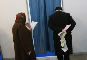 Госдеп США остался недоволен местными выборами в Украине