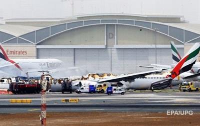 Пассажир загоревшегося в Дубае самолета выиграл миллион в лотерею