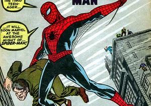 Первый комикс о Спайдермене ушел с молотка за $1,1 млн