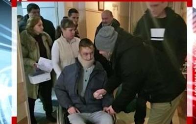 В Ровно с криками  Бандеровец!  избили бойца АТО