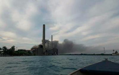 В США прогремел взрыв на электростанции