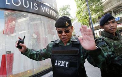 Взрывы в Таиланде: задержаны подозреваемые