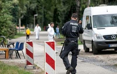 В Германии задержали трех подозреваемых в подготовке теракта