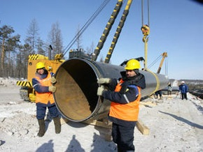 Россия построит нефтепровод в Китай в обмен на кредит в $25 млрд