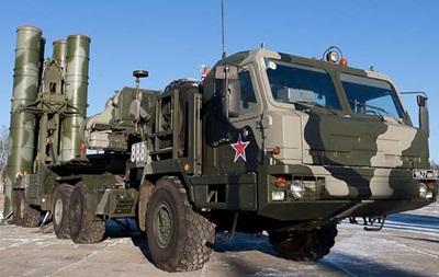 Россия доставила в Крым новейший ЗРК С-400
