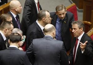 Реформа или профанация: оппозиция подвергла жесткой критике закон Януковича о судоустройстве