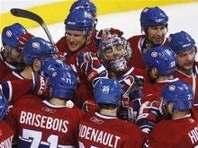 NHL: Монреаль прорвало
