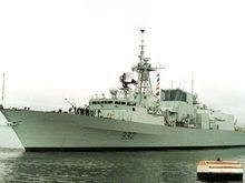 Канадский фрегат обеспечит защиту судов от пиратов у берегов Сомали