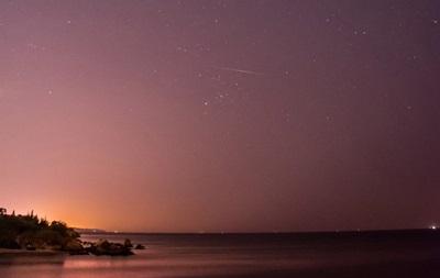 Гражданин Самары заснял навидео метеорный «дождь» Персеиды