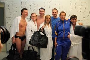 Звездный заплыв в Sport Life Fitness De Lux