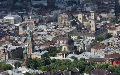 Центр Львова остался без воды