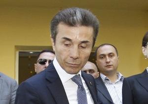 В работе сайта грузинского ЦИКа произошел сбой