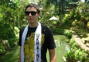Украинец завоевал титул Mister Model International-2010