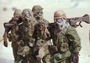 СМИ: Британский спецназ заброшен в Сирию для поисков химического оружия
