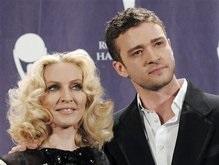Мадонна посадила Тимберлейка на иглу