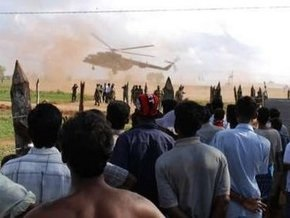 Войска Шри-Ланки уничтожили 420 тамильских сепаратистов за три дня
