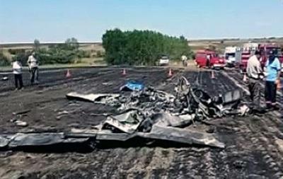 В Турции разбился учебный самолет, есть жертвы