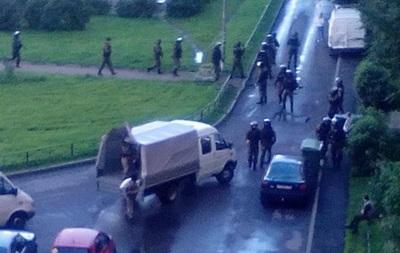 НАК отчитался обобнаружении бомб после штурма квартиры вПетербурге