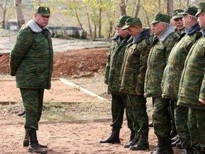 Минобороны РФ уволит 50 не прошедших аттестацию генералов