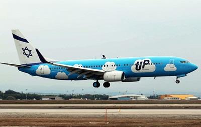 Вылетевший из Тель-Авива в Киев самолет запросил аварийную посадку