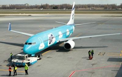 ЧП в Тель-Авиве: самолет приземлился в Борисполе