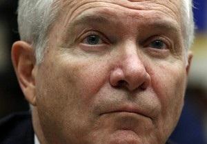 Гейтс подтвердил, что США участвуют в переговорах с Талибаном