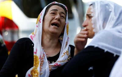 Эрдоган обвинил боевиков ИГ во взрыве в турецком Газиантепе