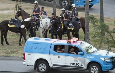 Полиция Рио провела обыски у членов Олимпийского комитета Ирландии