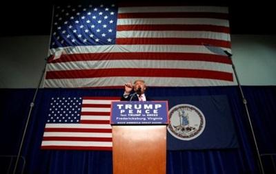 Трамп потратил почти полмиллиона долларов на кепки